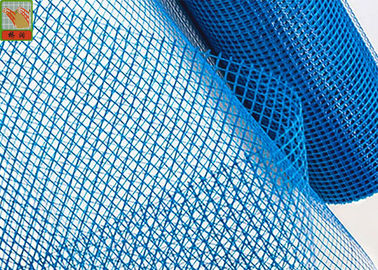 Plastic Plaster Mesh Netting / Plastic Wire Mesh For Plastering 25 M Long